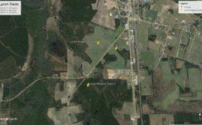 Google Earth Image - Lynch